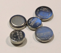Button cell battery cross reference