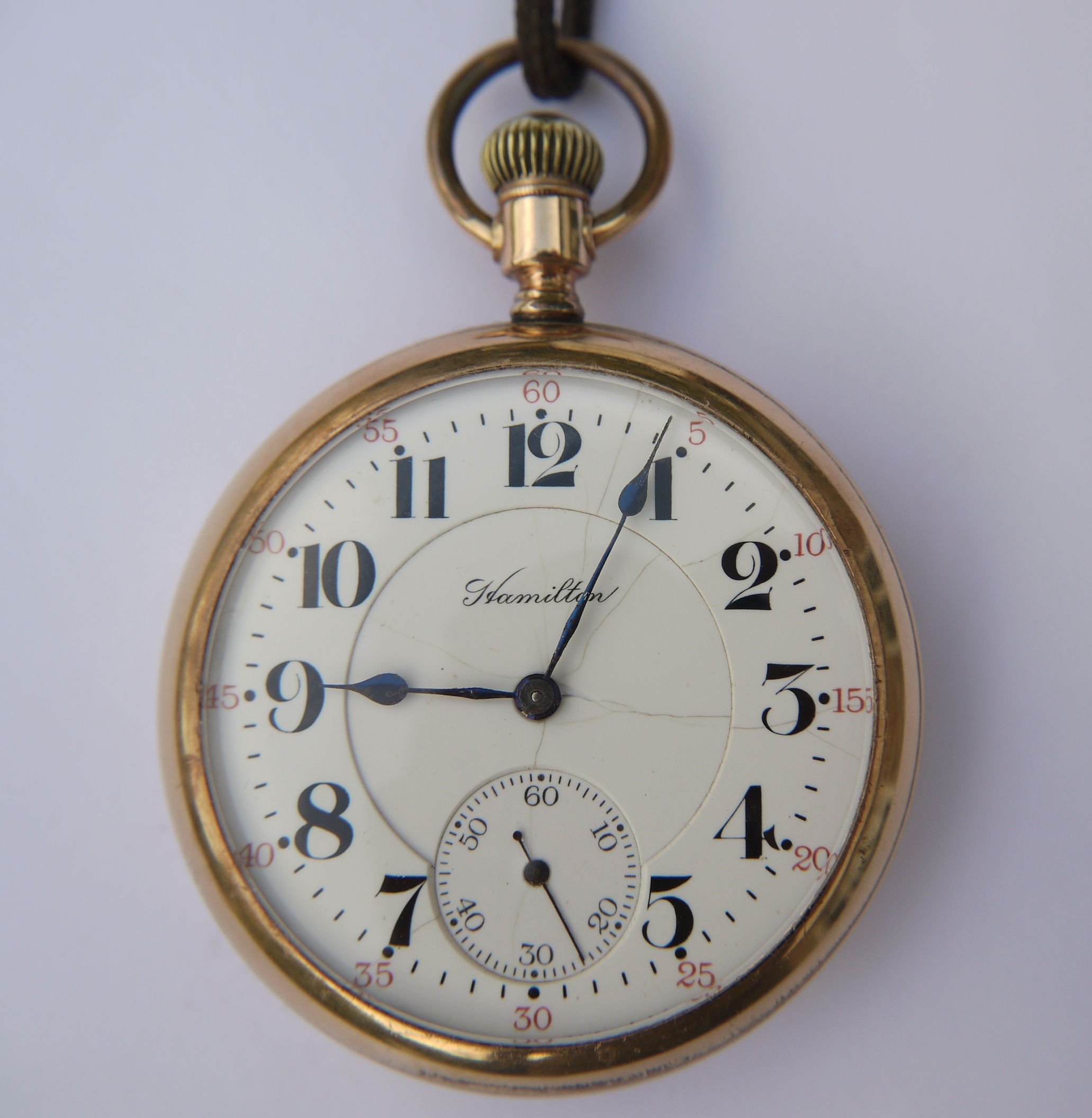 antiques jewels street watches clintonpocketwatch walnut pocket watch clinton train