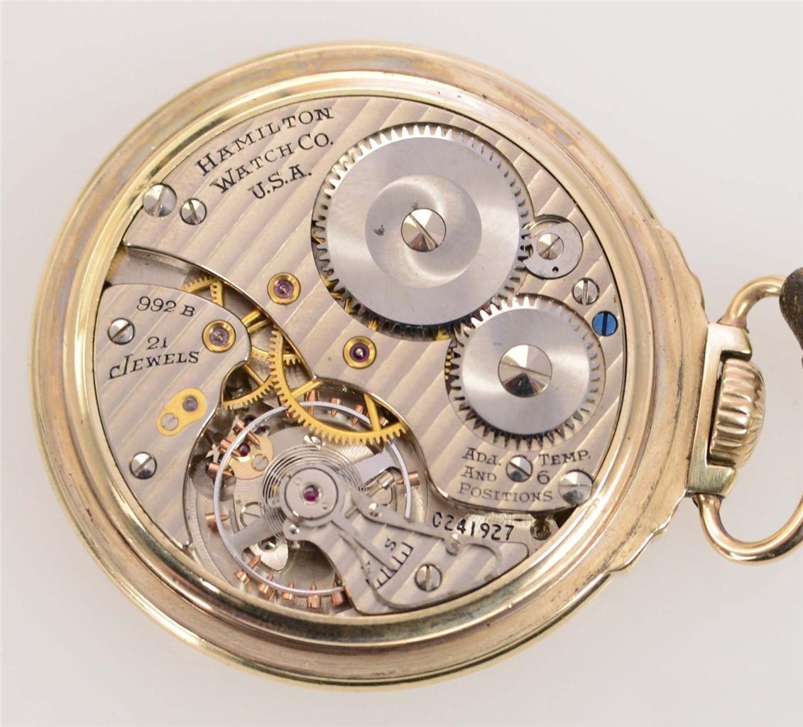 hamilton wrist watch serial number lookup