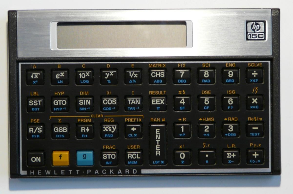 rpn calculators rh linuxfocus org HP 12C Manual Decimal HP 12C User Manual