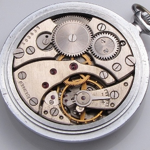 Dating pocket watch movements